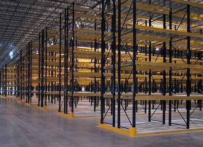 Used Pallet Rack Verticals Enterprise, NV