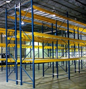 Summerlin South, NV Pallet Rack Verticals